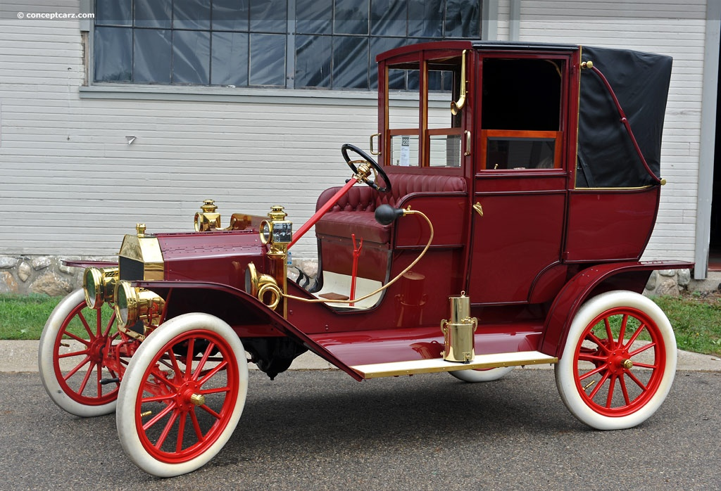 Model T Car: Auction Results And Data For 1909 Ford Model T