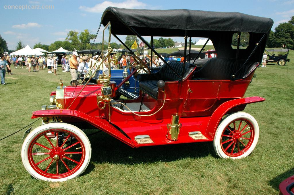 Auction Results And Data For 1909 Ford Model T