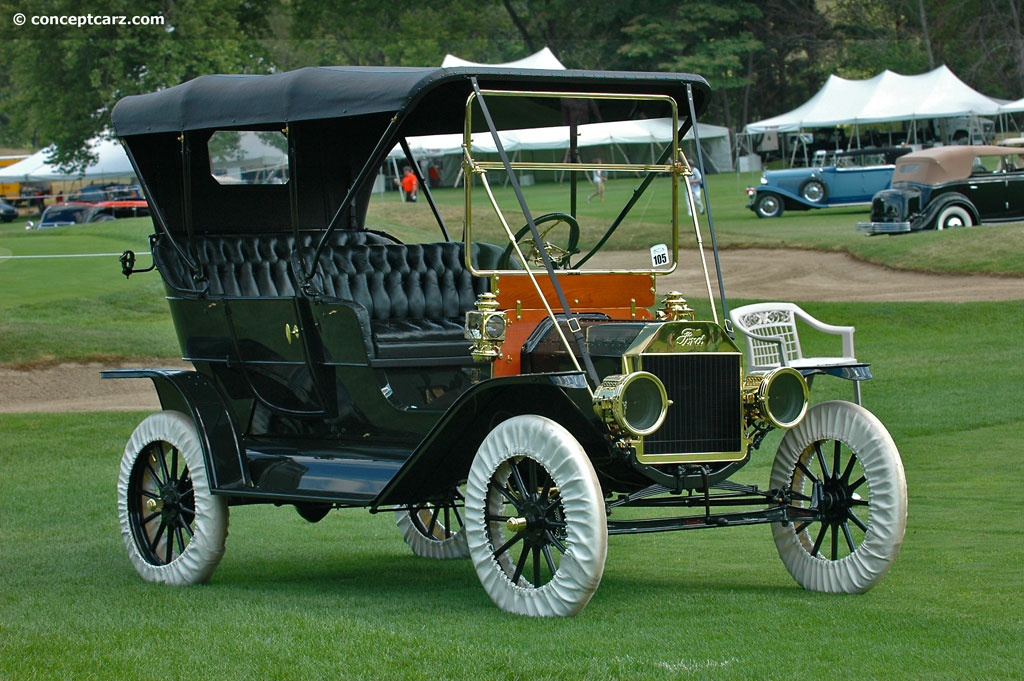 note The images shown are representations of the 1910 Ford Model T ... & Auction results and data for 1910 Ford Model T - conceptcarz.com markmcfarlin.com