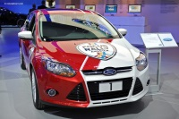 2011 Ford Focus Rally America image.