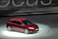 2011 Ford Focus image.