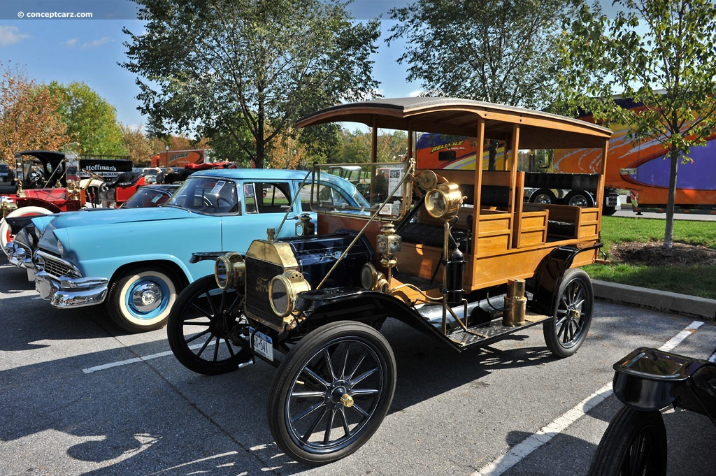 Speedster Auction results and data for 1912 ford model t (tin lizzie