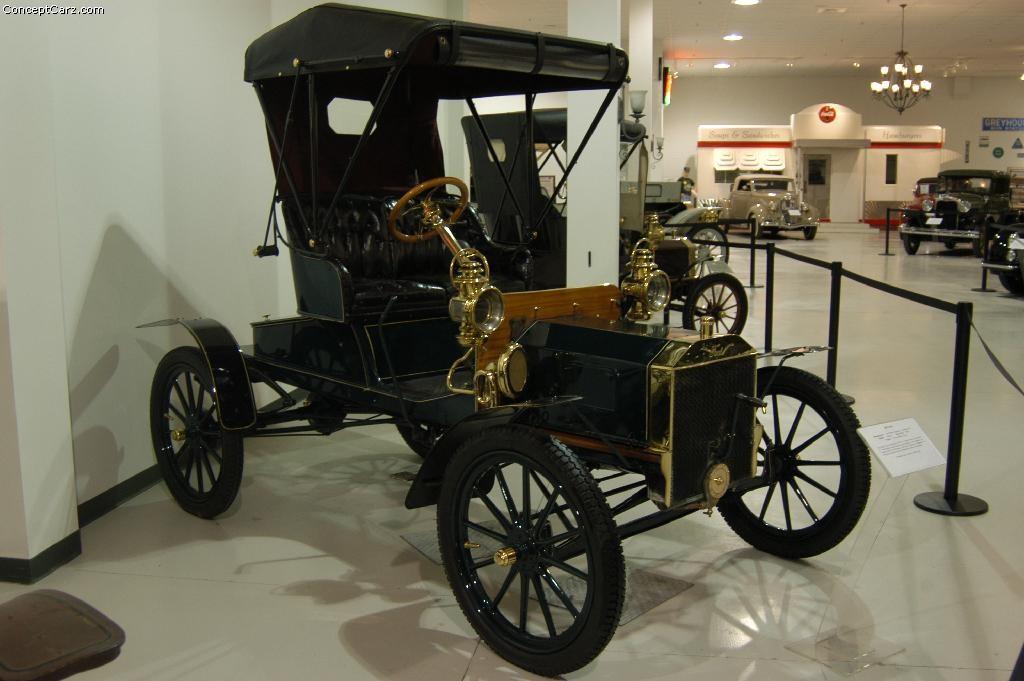 1907 Ford Model R Conceptcarz Com