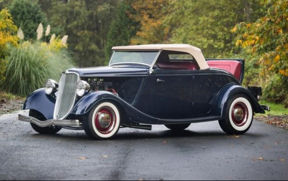 note The images shown are representations of the 1933 Ford ... & Auction results and data for 1933 Ford Model 40 - conceptcarz.com markmcfarlin.com