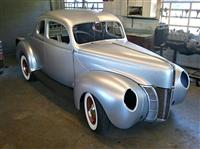 1940 Ford Coupe Reproduction image.
