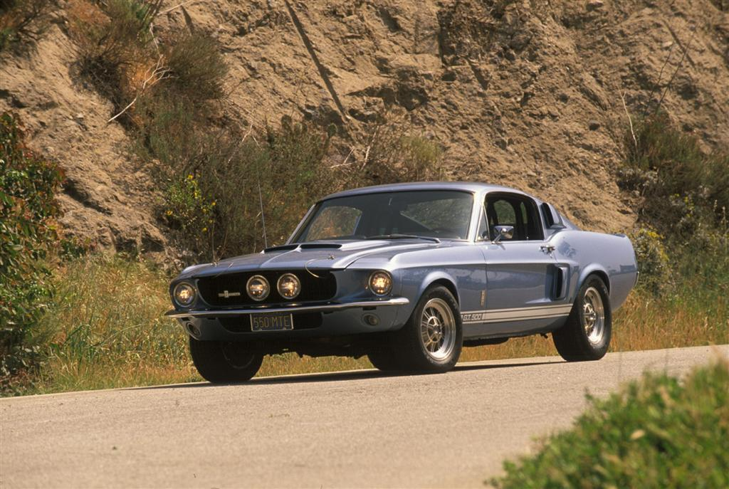 Ford Mustang GT 500 pictures and wallpaper