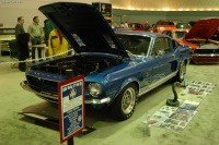 1968 Shelby Mustang GT 500 image.