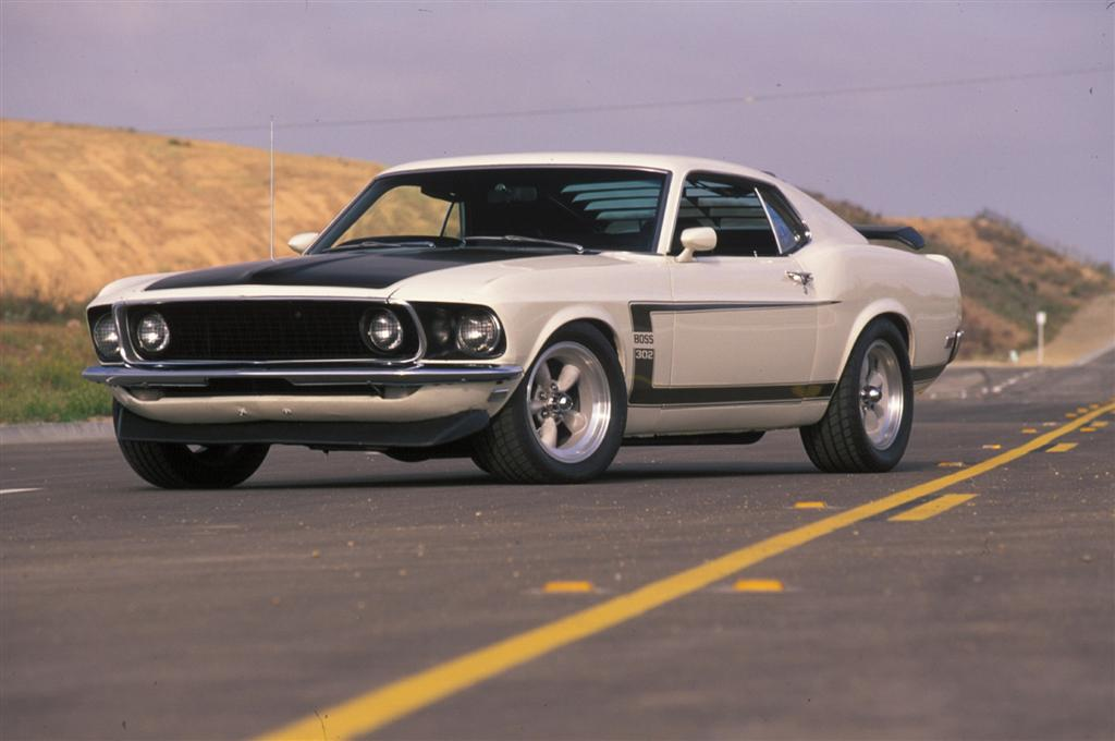 Auction results and data for 1969 Ford Mustang ...