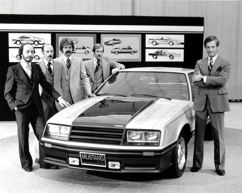 Auction results and data for 1979 Ford Mustang  conceptcarzcom
