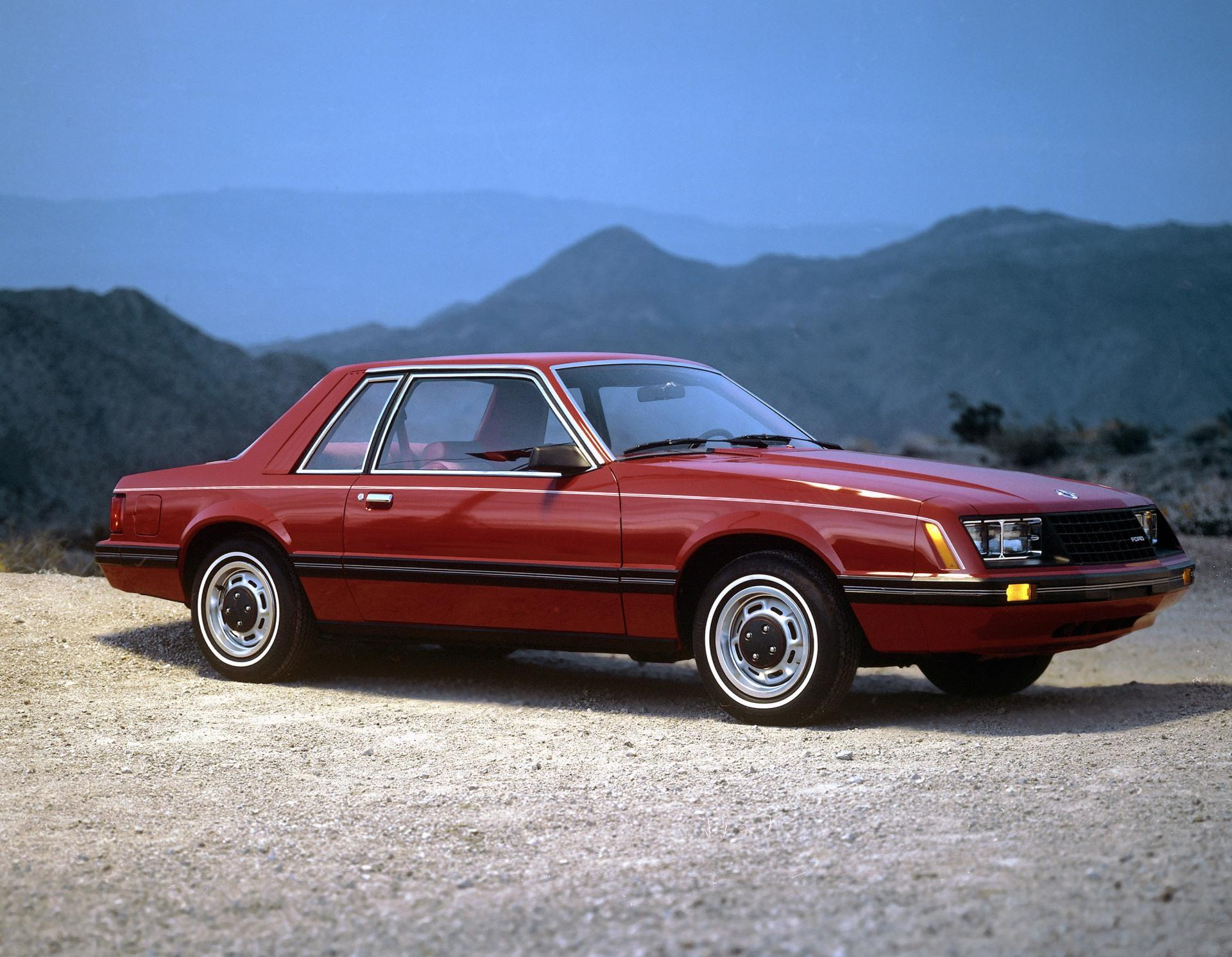 1980 Ford Mustang Pictures History Value Research News