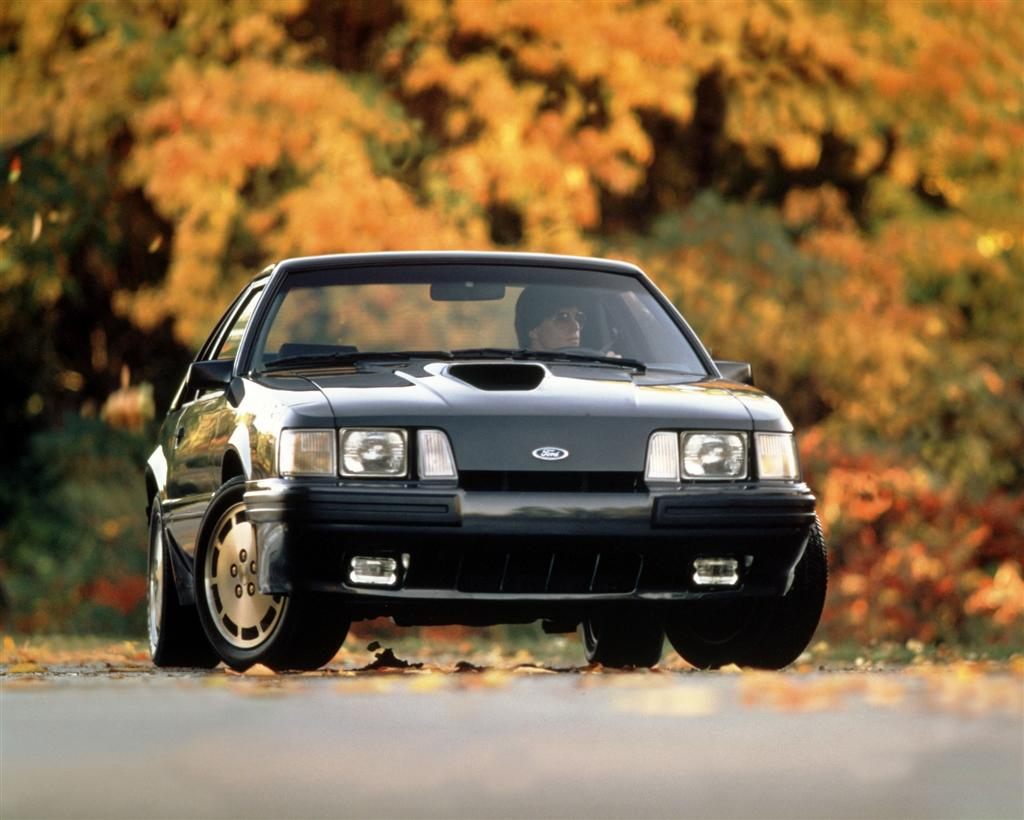 Ford Mustang Svo Image on 1985 Buick Lesabre Pictures