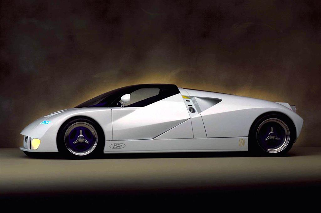 Development ... & 1995 Ford GT90 Concept Pictures History Value Research News ... markmcfarlin.com