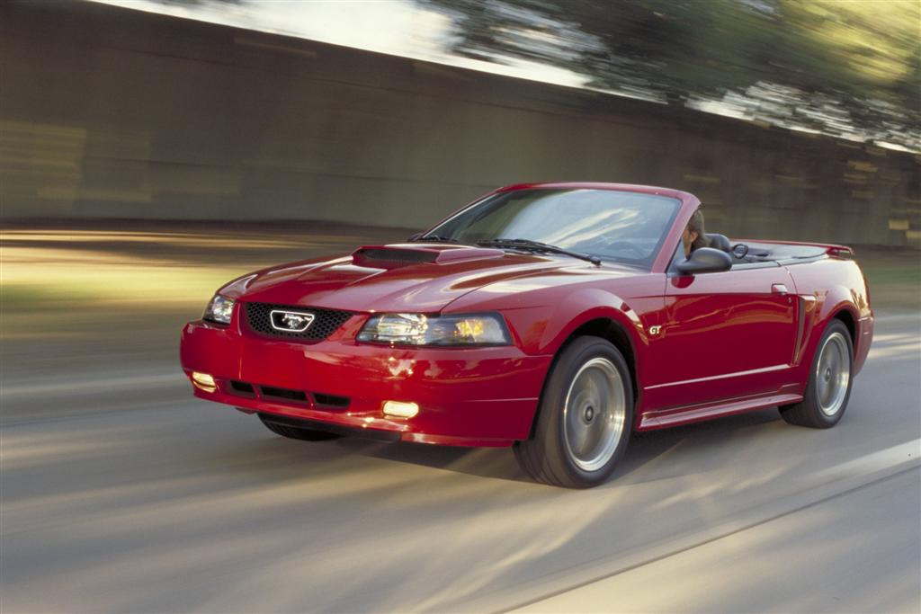 2002 ford mustang - conceptcarz