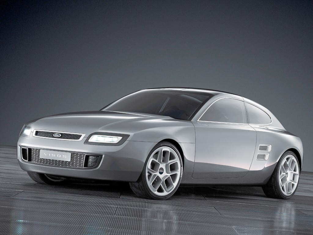Past and future concept and prototype vehicles conceptcarz ford visos concept vanachro Images