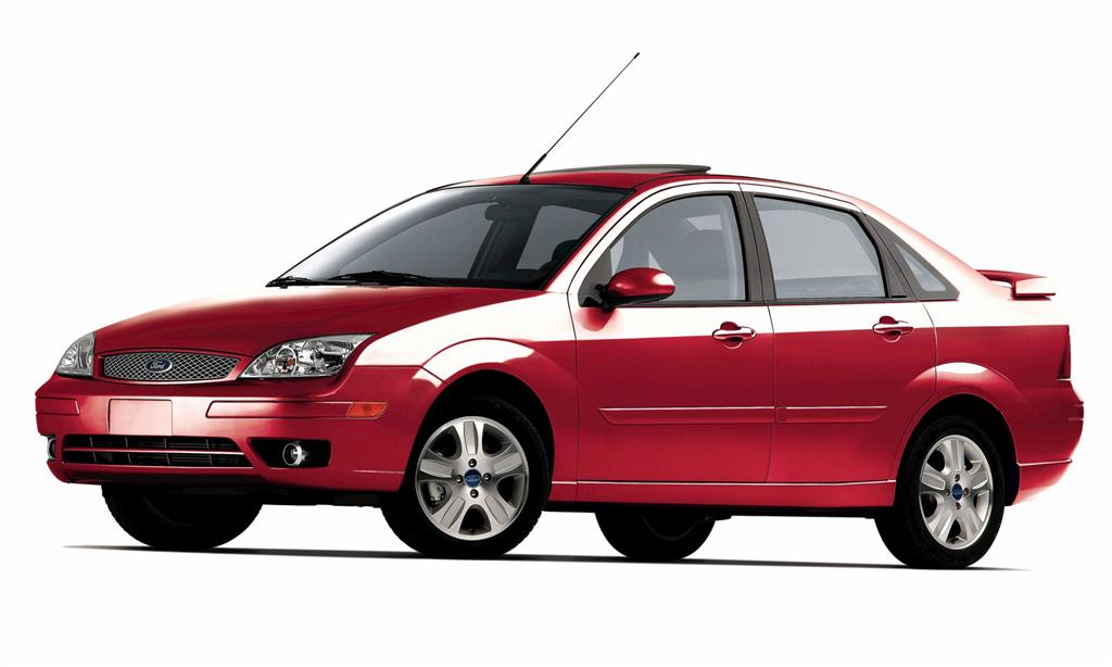2005 Ford Focus Pictures History Value Research News