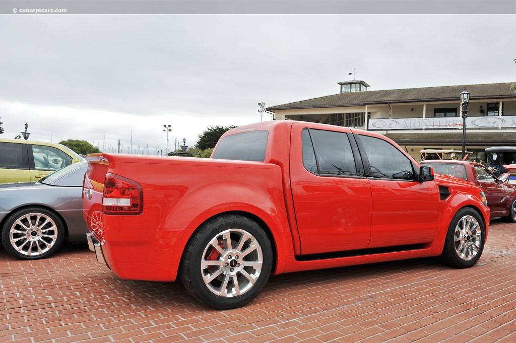 2005 Ford Sport Trac Adrenalin Concept Conceptcarz Com