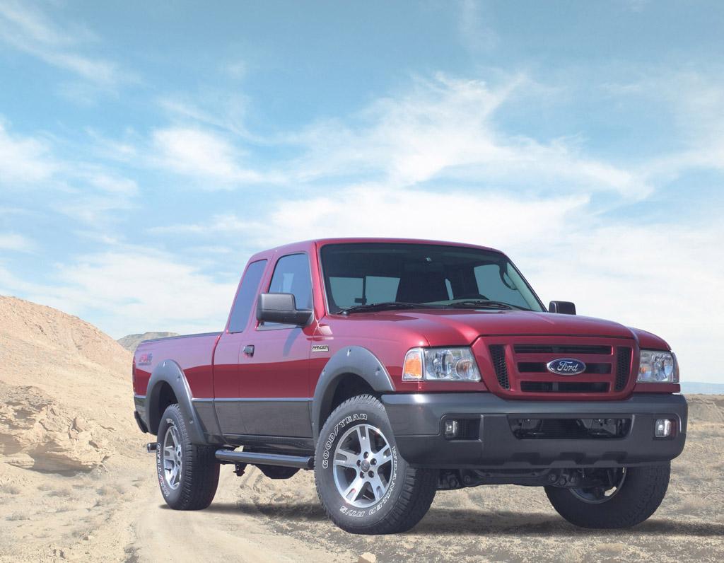 Ford Ranger Manu