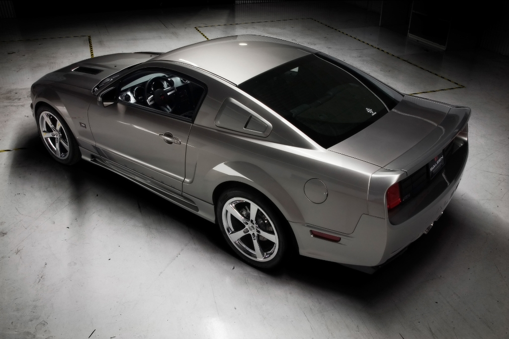 Auction results and data for 2008 Saleen S302 Extreme Mustang