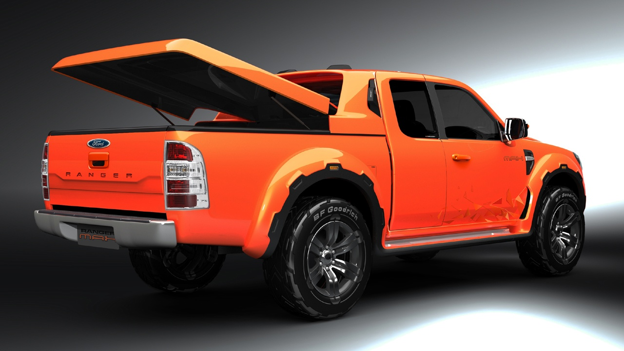 2009 ford ranger max concept pictures news research pricing. Black Bedroom Furniture Sets. Home Design Ideas