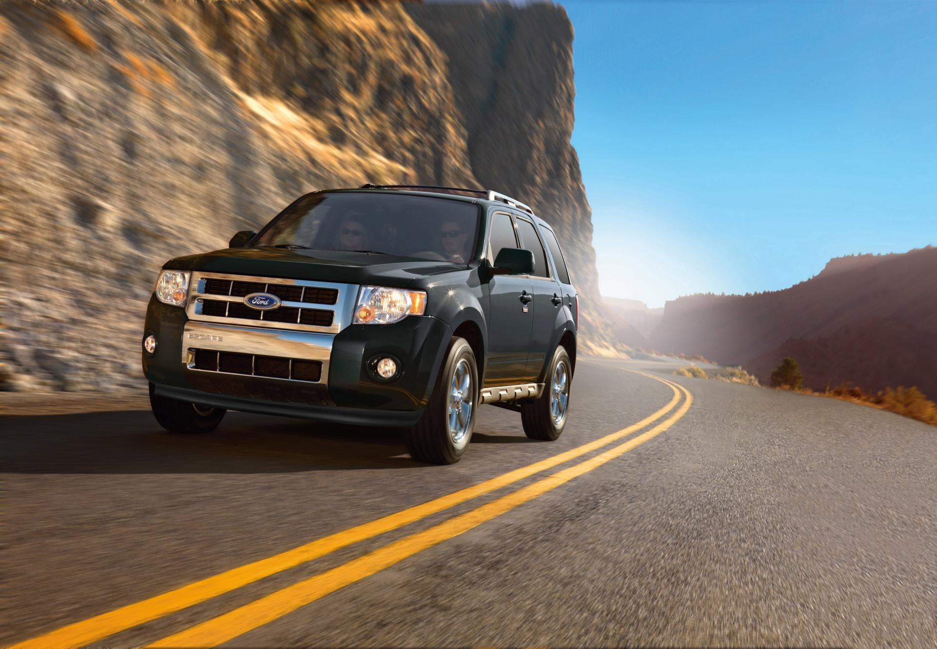 Car recalls ford escape 2010