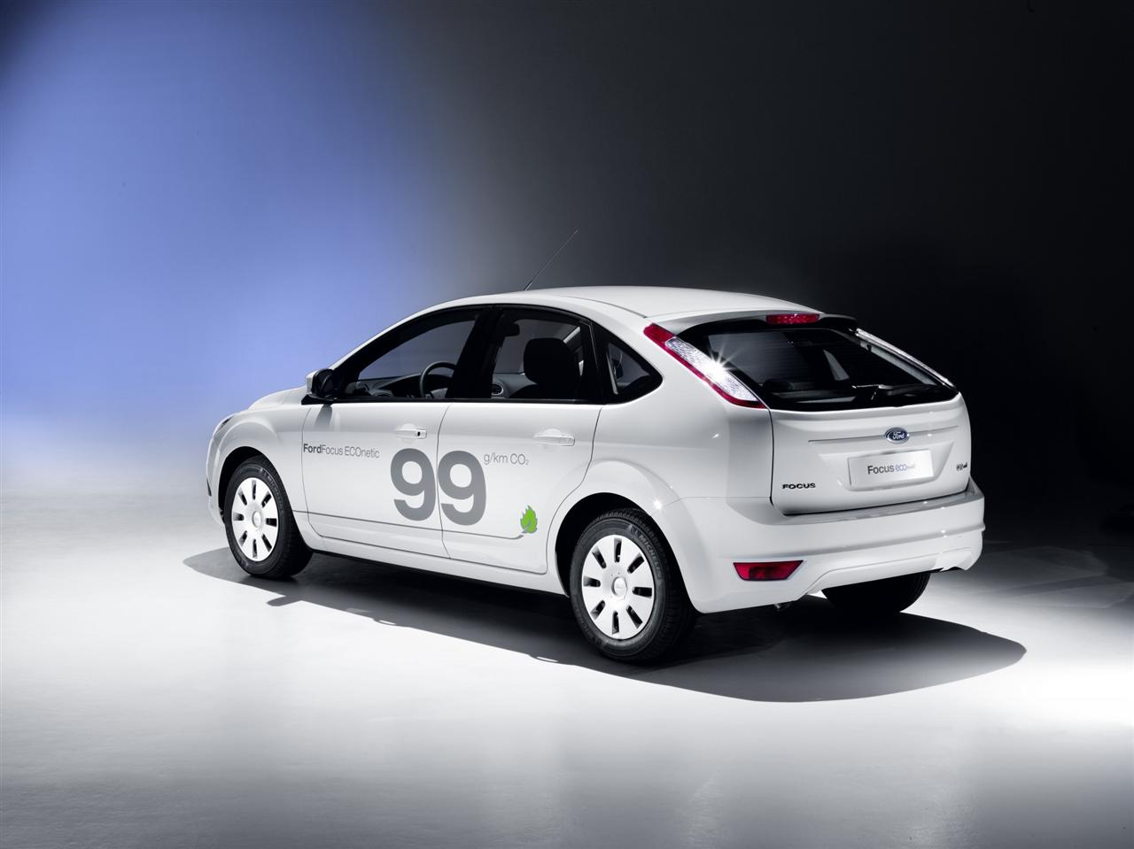 2010 Ford Focus Econetic Image