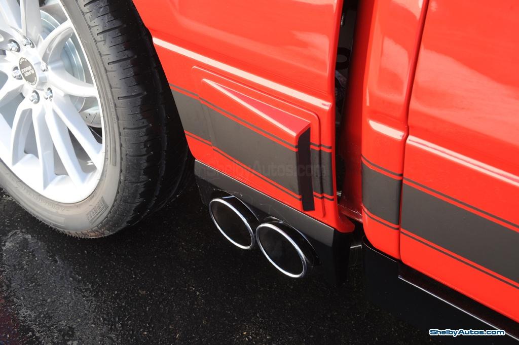 2010 Shelby F150 Super Snake Concept Conceptcarz Com