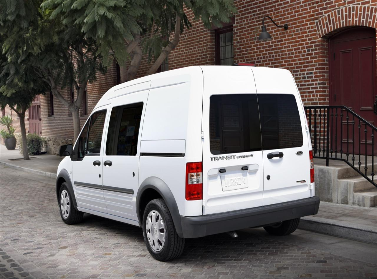 ford connect 2011 год dt