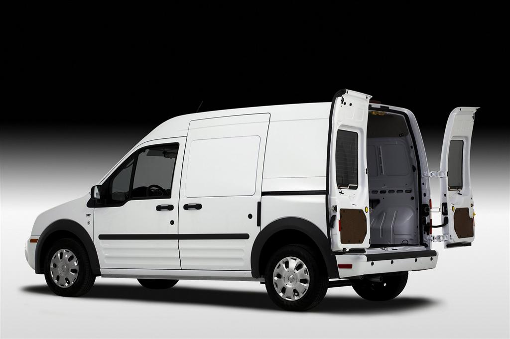 2010 Ford Transit Connect  conceptcarzcom