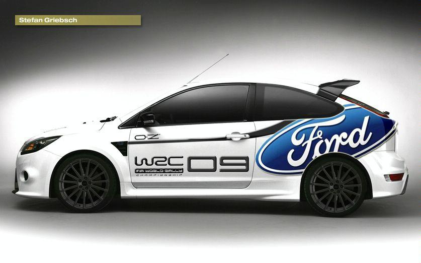 Ford Focus Rs Rally Car  Auto Galerij