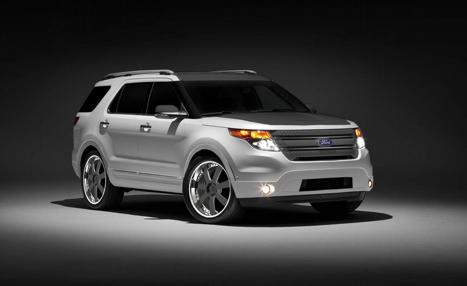 2011 Ford Explorer By Cgs Performance Products