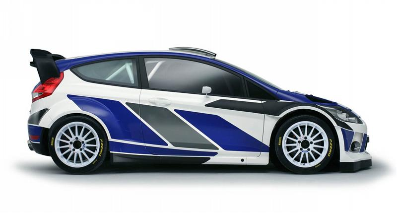 2011 Ford Fiesta RS WRC Image