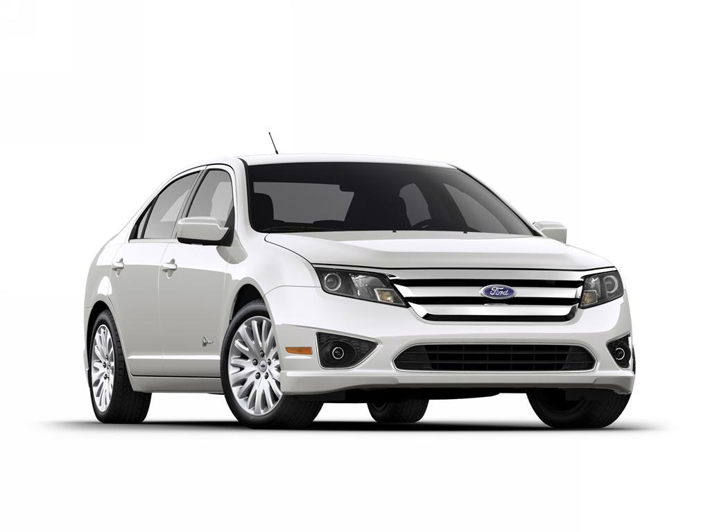 Designed ...  sc 1 st  Conceptcarz.com & 2011 Ford Fusion Hybrid - conceptcarz.com markmcfarlin.com