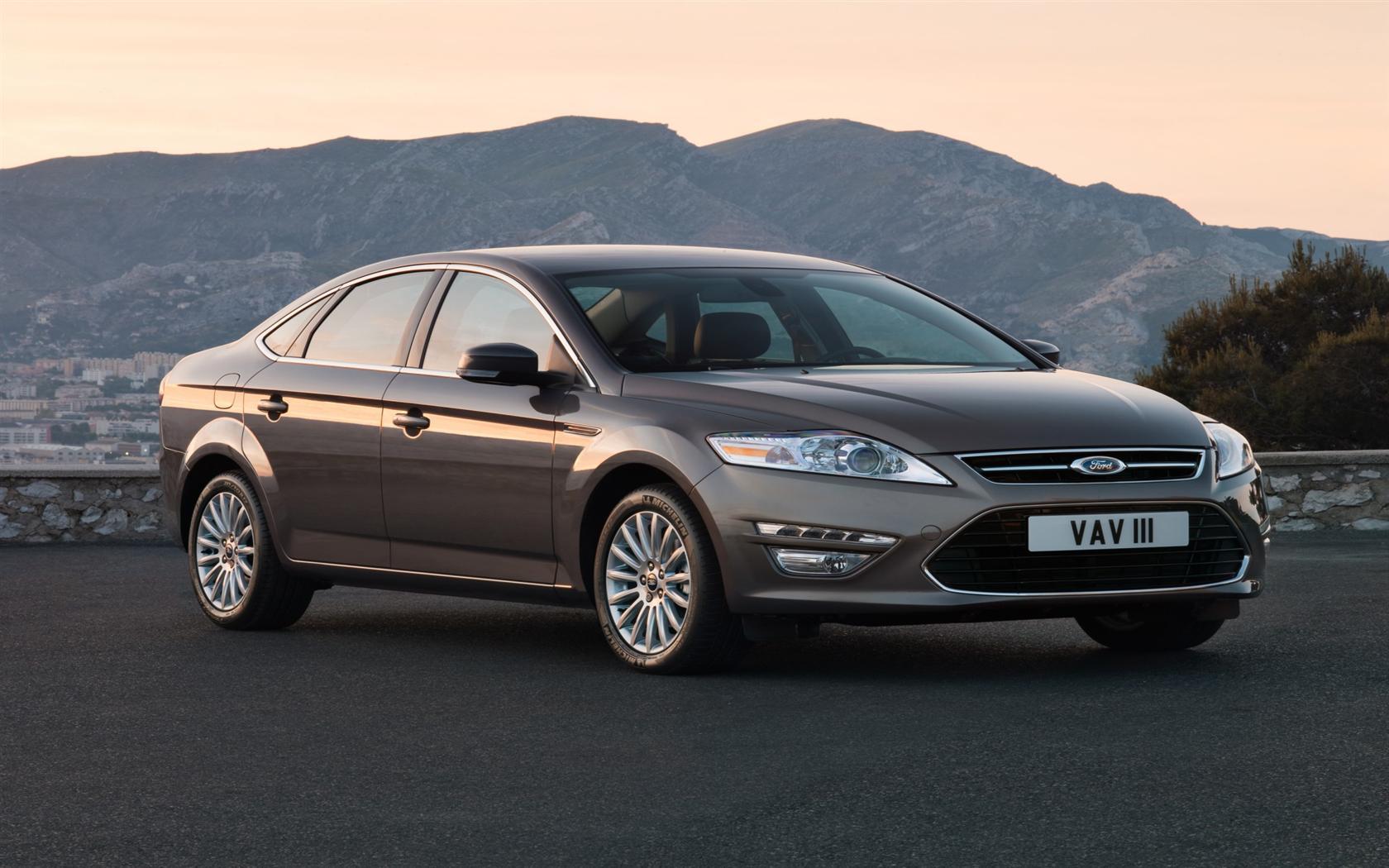 Ford Kuga (02.2013 - ) - технические характеристики...