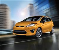 2012 Ford Fiesta image.