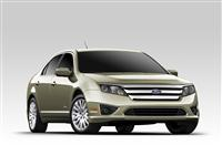2012 Ford Fusion Hybrid image.