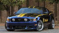 2012 Ford Mustang GT Blue Angels image.