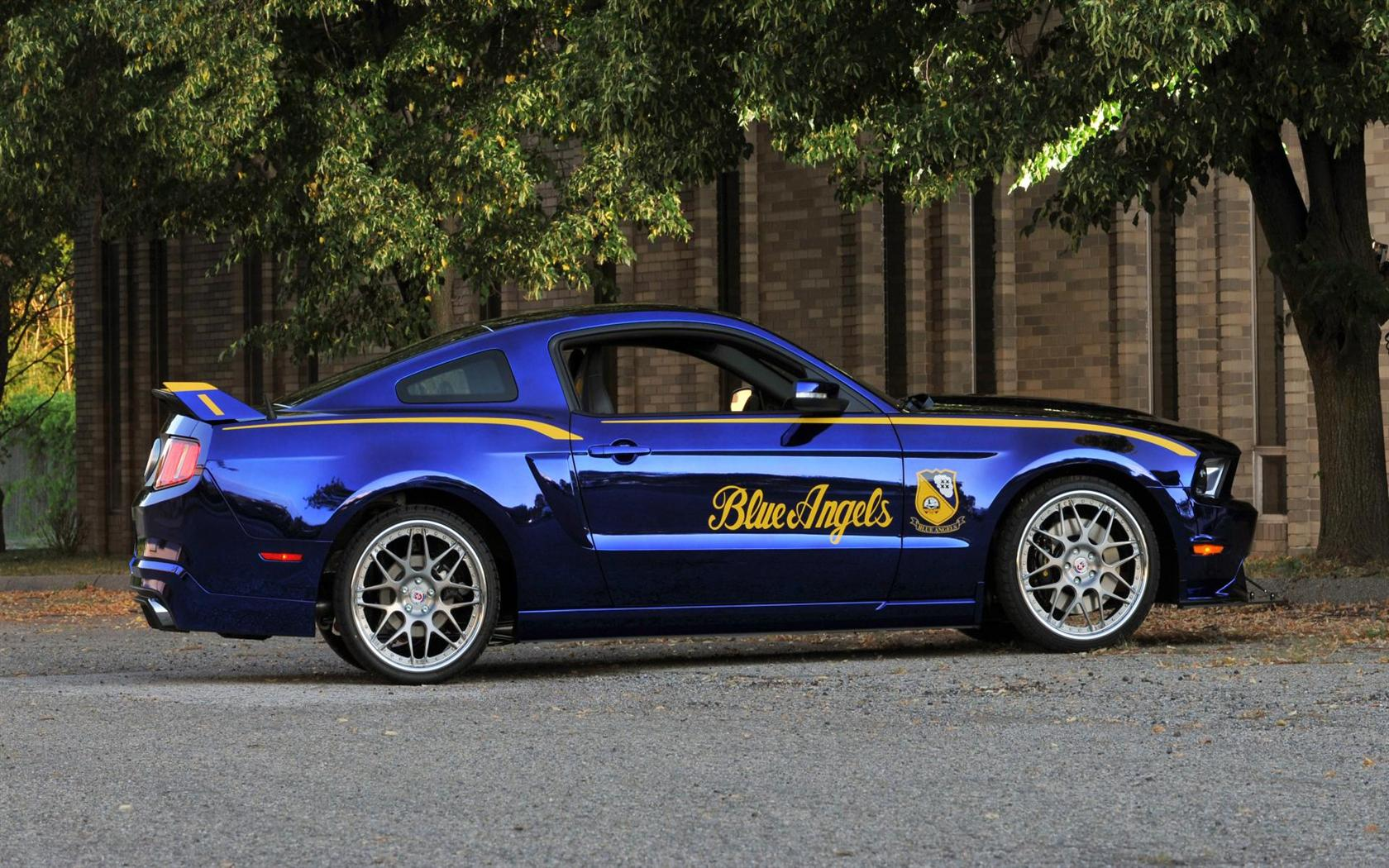 2012 ford mustang gt blue angels images photo 2012 ford. Black Bedroom Furniture Sets. Home Design Ideas