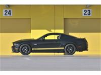 2012 Shelby Mustang GT 50th Anniversary Edition image.