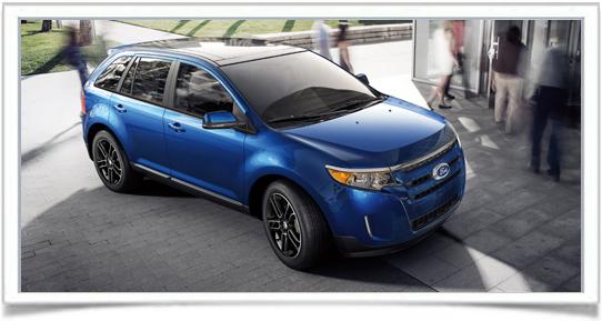 2013 Ford Edge - conceptcarz.com