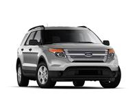 2013 Ford Explorer image.