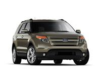 2011 Ford Explorer by CGS Performance Products thumbnail image
