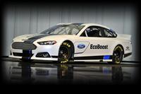 2013 Ford Fusion NASCAR Sprint Cup image.