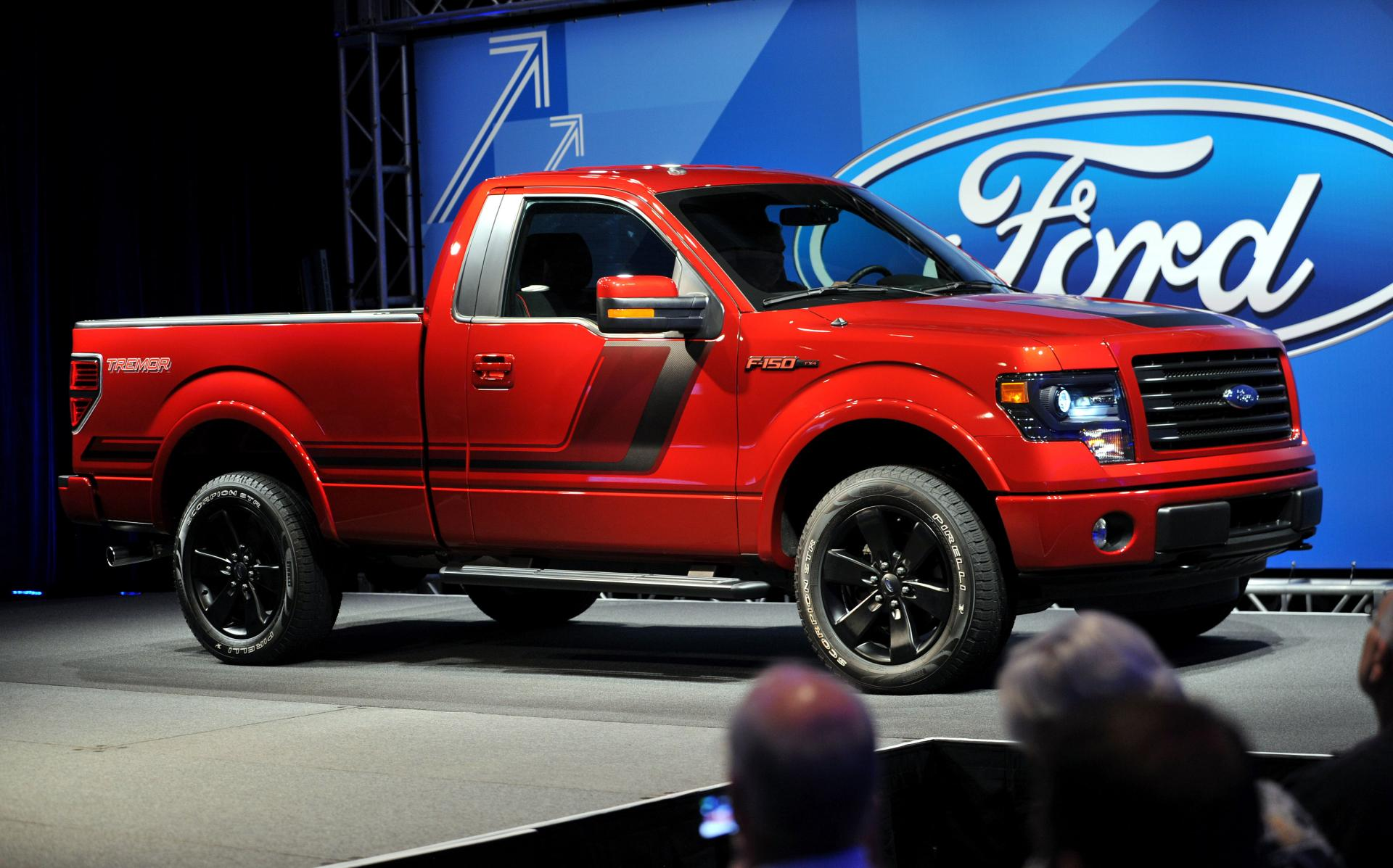 2014 ford f 150 tremor image. Black Bedroom Furniture Sets. Home Design Ideas