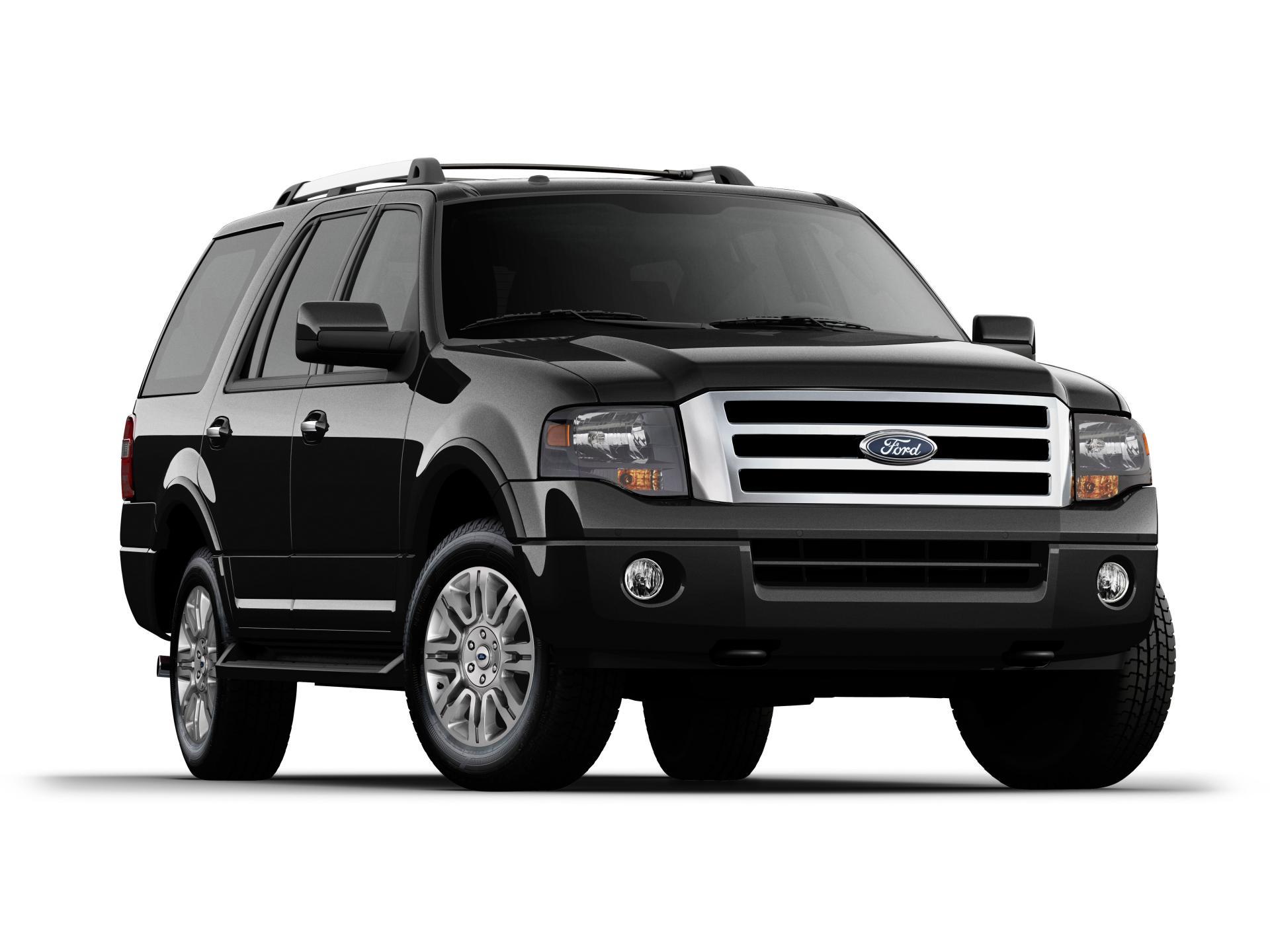 Ford Expedition el 2014 Black 2014 Ford Expedition el