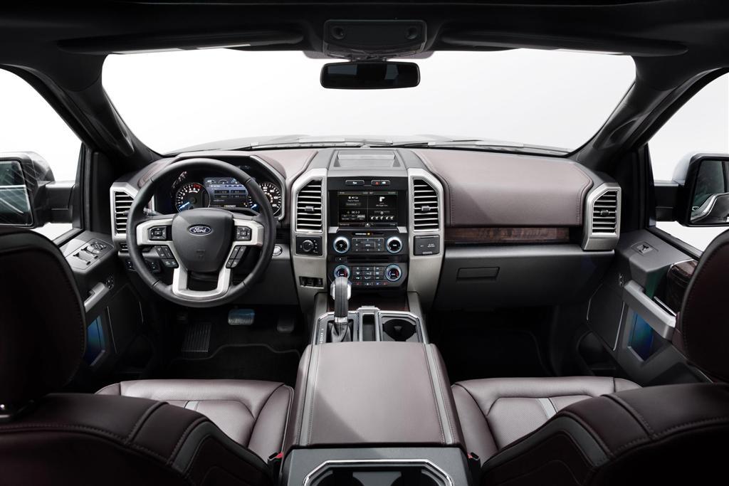in - Ford Torino 2015 Interior