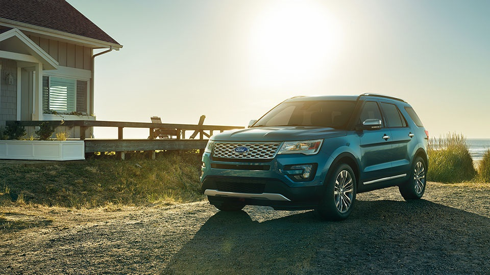 2017 Ford Explorer Image