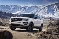 2017 Ford Explorer XLT Sport Appearance Package image.