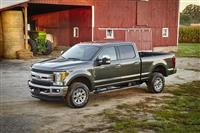 2017 Ford F-350 Super Duty image.
