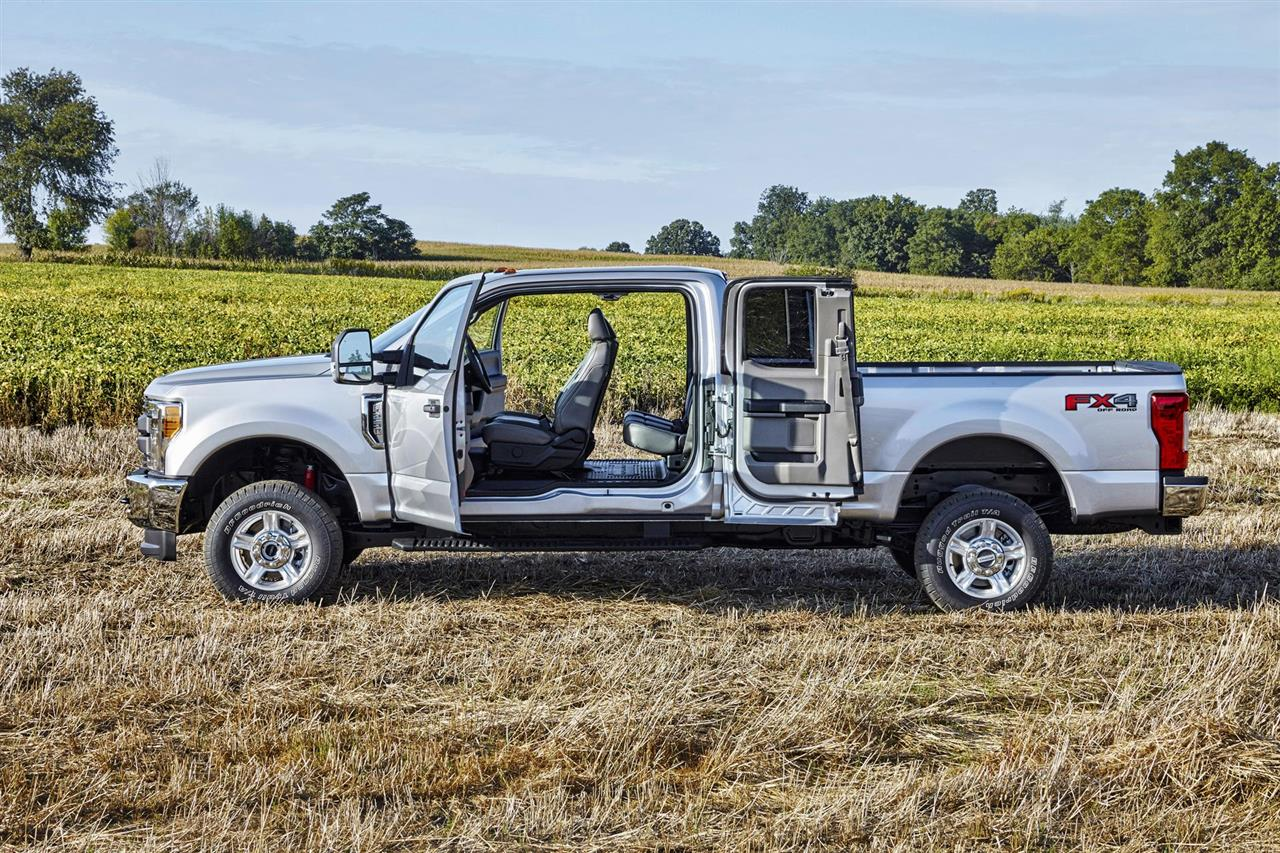 2017 Ford F-350 Super Duty Images. Photo 2017-Ford-Super-Duty-Pickup ...