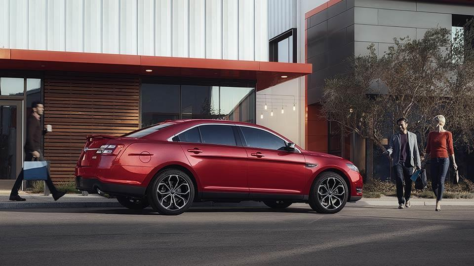 2011 Ford Taurus SHO by H&R Springs thumbnail image